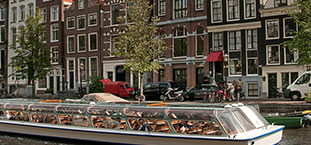 Get to know amsterdam